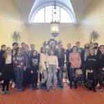 20 октября учащиеся 10 класса гимназии №505 посетили с экскурсией Санкт-Петербургский горный университет