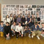 12 мая учащиеся 10 класса гимназии №505 посетили спектакль «Дорогая Елена Сергеевна» в ТЮЗе им. А.А. Брянцева